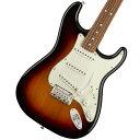 【タイムセール:29日12時まで】Fender / Player Series Stratocaster 3 Color Sunburst Pau Ferro 【YRK】《カスタム…
