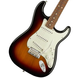 【タイムセール:30日12時まで】Fender / Player Series Stratocaster 3 Color Sunburst Pau Ferro 【YRK】【新品特価】