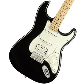 【タイムセール:29日12時まで】Fender / Player Series Stratocaster HSS Black Maple 【YRK】【新品特価】
