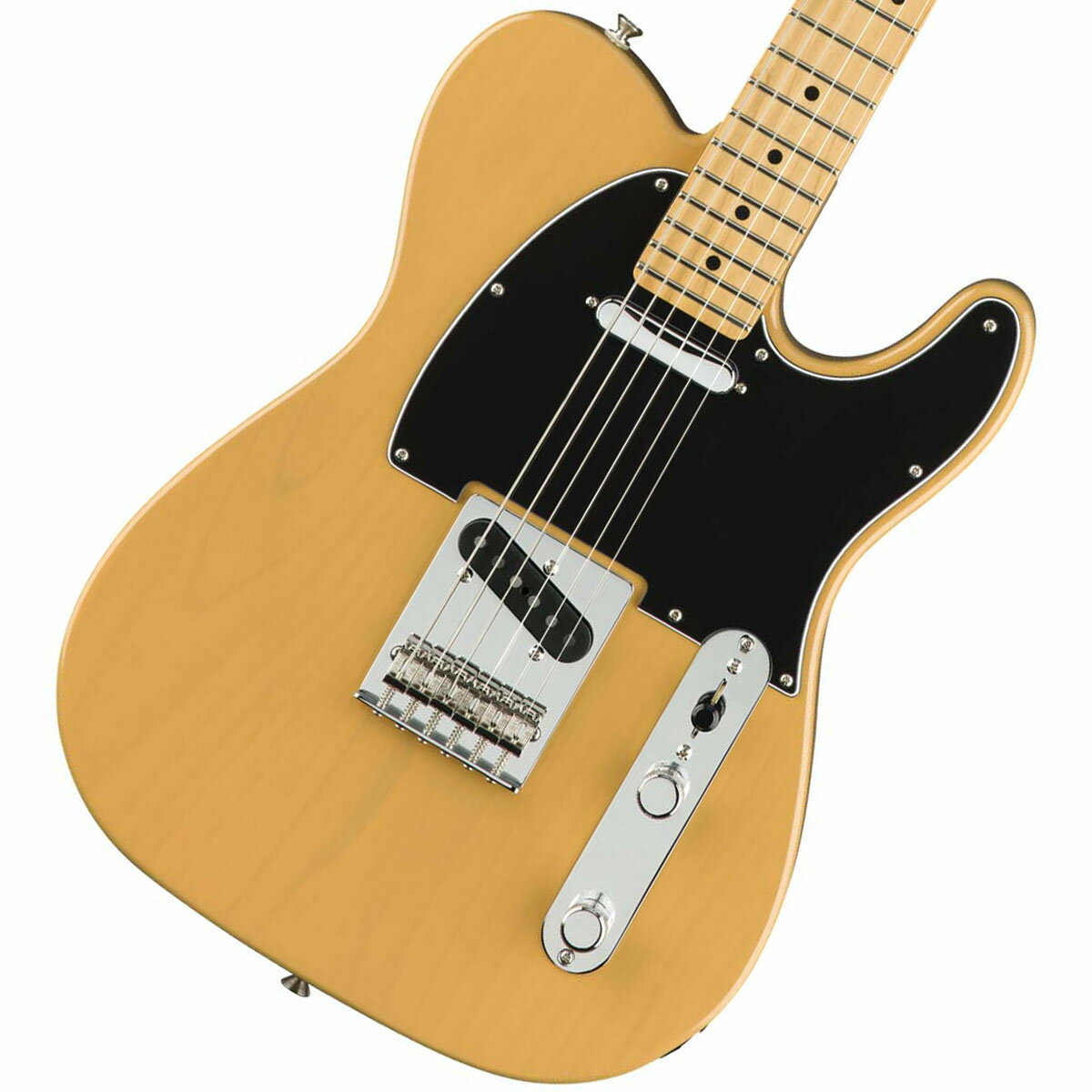 Fender / Player Series Telecaster Butterscotch Blonde Maple 《数量限定!FenderアンプFRONTMAN10Gもセット!/+591355890》《お取り寄せ商品/2月以降入荷予定》【YRK】