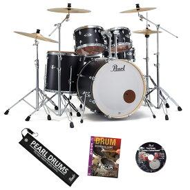 Pearl ドラムセット EXX725S/C-2CS #761 パール エクスポートEXX 3シンバル スタンダードサイズ DVD特典付き