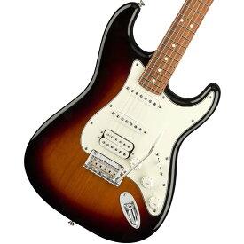 【タイムセール:29日12時まで】Fender / Player Series Stratocaster HSS 3 Color Sunburst Pau Ferro 【YRK】【新品特価】