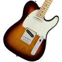 【タイムセール:29日12時まで】Fender / Player Series Telecaster 3 Color Sunburst Maple 【YRK】《カスタムショッ…