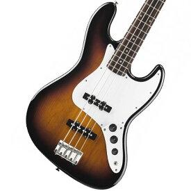 Squier by Fender / Affinity Jazz Bass Brown Sunburst Indian Laurel