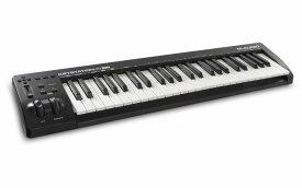 M-AUDIO エムオーディオ / Keystation 49 MK3 49鍵 USB-MIDI コントローラー【お取り寄せ商品】【PNG】
