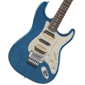 【タイムセール:10日12時まで】Fender / Michiya Haruhata Stratocaster Caribbean Blue Trans 春畑道哉モデル 【YRK】【新品特価】《純正ケーブル&ピック1ダースプレゼント!/+2306619444005》