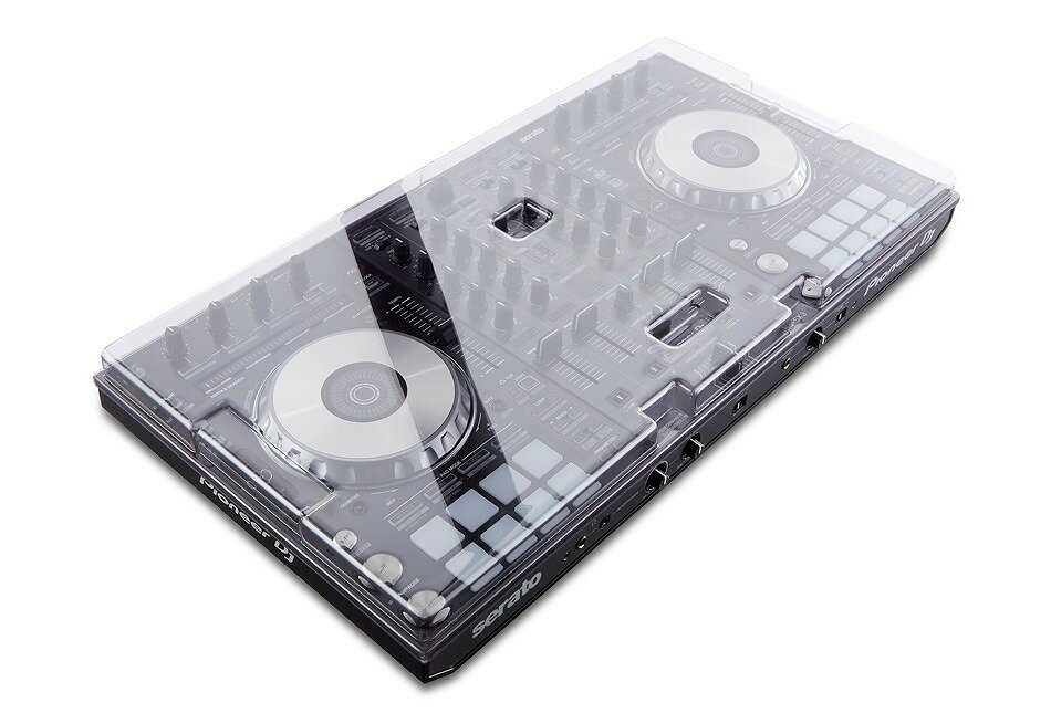 Decksaver デッキセーバー / DS-PC-DDJSX3 DDJ-SX/RX用保護カバー【お取り寄せ商品】【PNG】