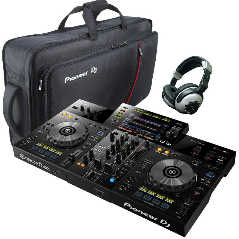 Pioneer DJ パイオニア / XDJ-RR 【純正ケースセット!】 DJコントローラー【お取り寄せ商品】