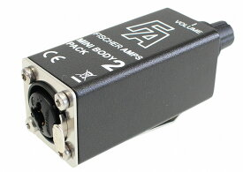 Fischer Amps フィッシャーアンプス / Mini Body Pack 2 スティック型パッシブアッテネーター 【お取り寄せ商品】