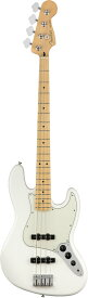 Fender / Player Series Jazz Bass Polar White / Maple Fingerboard【YRK】【新品特価】