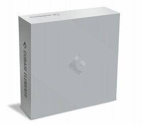 Steinberg スタインバーグ / Cubase Elements 11 通常版 DAWソフトウェア (CUBASE EL/R)