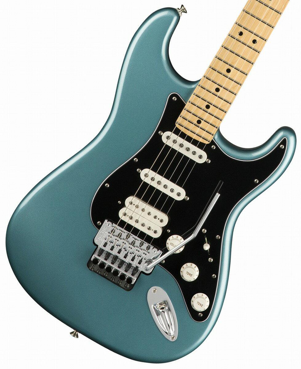 【タイムセール:31日12時まで】FENDER / Player Stratocaster Floyd Rose HSS Tidepool Maple【YRK】