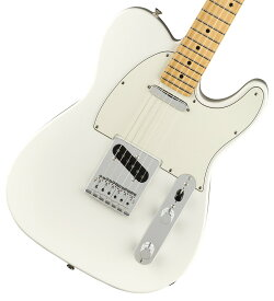 【タイムセール:30日12時まで】Fender / Player Series Telecaster Polar White Maple【YRK】【新品特価】