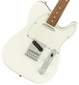 【タイムセール:30日12時まで】Fender / Player Series Telecaster Polar White Pau Ferro【YRK】【新品特価】