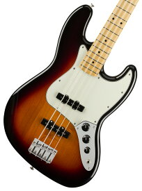 【タイムセール:10日12時まで】Fender / Player Series Jazz Bass 3-Color Sunburst Maple【YRK】【新品特価】