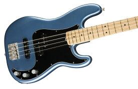 Fender USA / American Performer Precision Bass Maple Fingerboard Satin Lake Placid Blue フェンダー《純正バッグ付アクセサリーキットプレゼント!/+681504690》