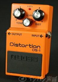 【在庫有り】 BOSS / DS-1 Distortion 《9Vマンガン電池2個プレゼント!/+681215700×2》 ボス ディストーション エフェクター DS1 【YRK】