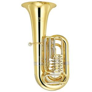 YAMAHA YBB-641II ヤマハ チューバ B♭管 YBB641-2 《取寄せ商品》