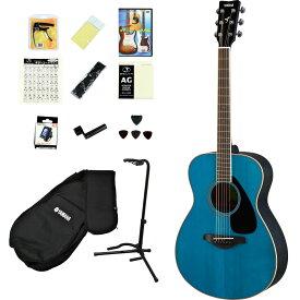 YAMAHA / FS820 TQ(ターコイズ) 【アコースティックギター14点入門セット!】 ヤマハ フォークギター アコギ FS-820 入門 初心者【YRK】《メンテナンスツールプレゼント/+2308111820004》