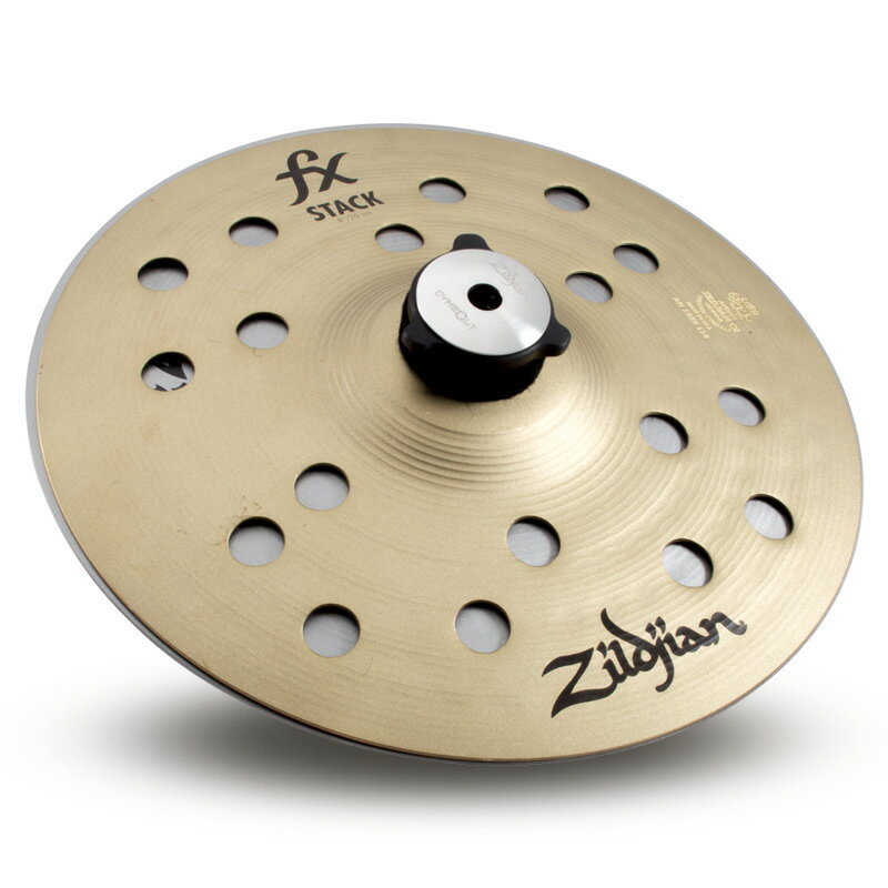 Zildjian / FX STACK 8インチ ジルジャン スタック シンバル マウント付き FXS8 NAZL8FXSTACK【お取り寄せ商品】