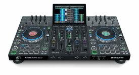 Denon DJ デノン / Prime 4 4チャンネルスタンドアローンDJシステム【お取り寄せ商品】【PNG】