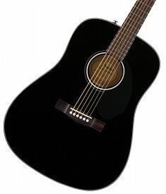 【タイムセール:29日12時まで】【在庫有り】 FENDER Acoustic / CD-60S Dreadnought Walnut Fingerboard Black フェンダー アコースティックギター フォークギター アコギ CD60S 【YRK】【新品特価】