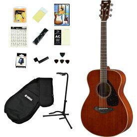 YAMAHA / FS850 NT(ナチュラル) 【アコースティックギター14点入門セット!】 FS-850 入門 初心者【YRK】《メンテナンスツールプレゼント/+2308111820004》