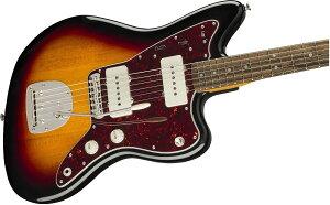 Squier / Classic Vibe 60s Jazzmaster Laurel Fingerboard 3-Color Sunburst スクワイヤー