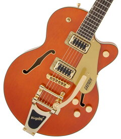 Gretsch / G5655TG Electromatic Center Block Jr. Single-Cut with Bigsby Orange Stain グレッチ 【お取り寄せ商品】