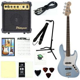 Squier by Fender / Affinity Jazz Bass Laurel Fingerboard Lake Placid Blue【エレキベース入門セット】初心者 入門セット 初心者セット