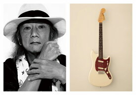 【タイムセール:30日12時まで】Fender / Made in Japan CHAR MUSTANG Rosewood Fingerboard Olympic White【新品特価】