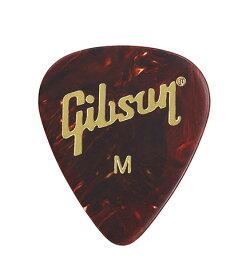 Gibson / Tortoise Pick 【Medium】 ティアドロップ ピック ギブソン APRT12-74M