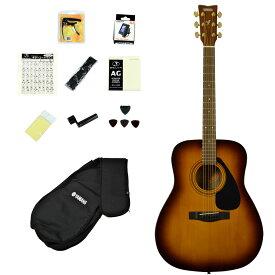 YAMAHA / F315D TBS(タバコブラウンサンバースト)【アコースティックギター12点入門セット!】 ヤマハ アコギ フォークギター F-315D 入門 初心者【YRK】《メンテナンスツールプレゼント/+811182000》