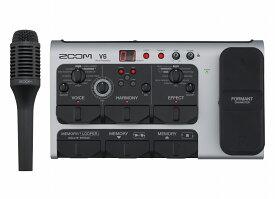 ZOOM ズーム / V6 ボーカル用プロセッサ《予約注文/11月下旬入荷予定》