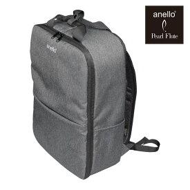 【在庫あり】Pearl / アネロ×パール anello コラボ—レーションバッグ デニムブラック ANL-FLB1-DB