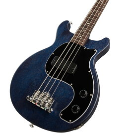 Gibson USA / Les Paul Junior Tribute DC Bass 2019 Blue Stain ギブソン エレキベース《豪華特典付き!/+80-set21419》
