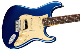 Fender / American Ultra Stratocaster HSS Rosewood Fingerboard Cobra Blue フェンダー ウルトラ《予約注文/納期別途ご案内》