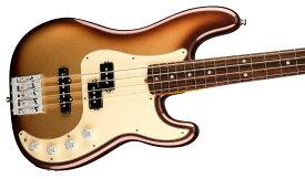 Fender / American Ultra Precision Bass Rosewood Fingerboard Mocha Burst フェンダー ウルトラ《純正ケーブル&ピック1ダースプレゼント!/+661944400》
