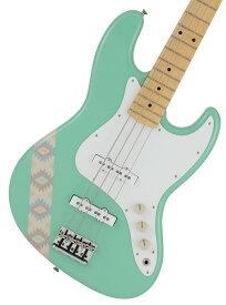 【タイムセール:29日12時まで】Fender / Made In Japan SILENT SIREN Jazz Bass Maple Fingerboard Surf Green【サイサイあいにゃんモデル】 フェンダー エレキベース ジャズベース【YRK】