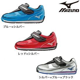 【mizuno】 ミズノ ランニングシューズ ジュニア ワイルドキッズスター3(K1GD1734)【対象年齢:4〜8歳】