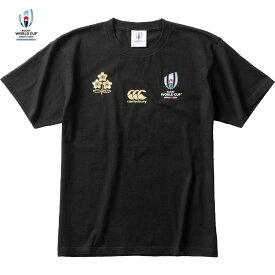 【即日発送】CANTERBURY カンタベリー RWC2019 Tシャツ ティー RWC ONE TEAM TEE (VWT39455) ラグビーワールドカップ