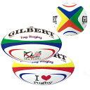 GILBERT ギルバート タグラグビー ボール 4号 【メール便不可】