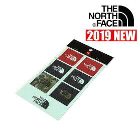 【即日発送】the north face ノースフェイス TNF ロゴステッカー TNF LOGO STICKER NN83803