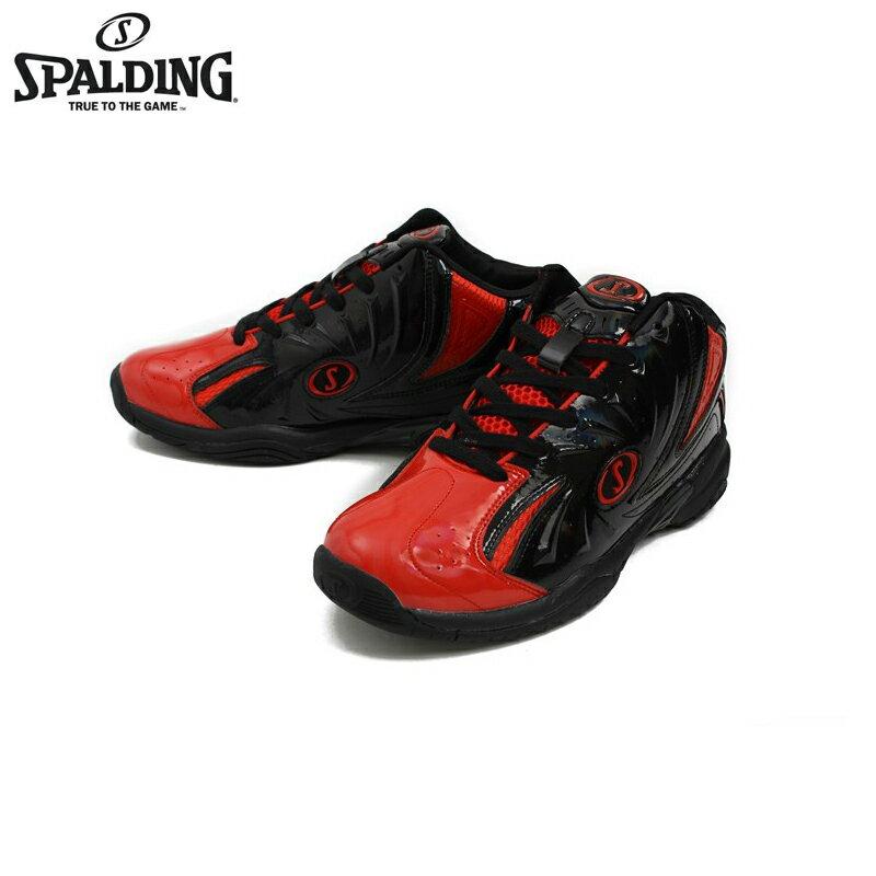 【50%OFF】【即日発送】【SPALDING 】スポルディング バスケットシューズ CYTEK MID サイテックMID SPB-1006