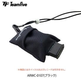 TeamFive チームファイブ TFホイッスルカバーETQ (ARWC 0107 0207 0312) 笛 エチケット 審判 レフリー