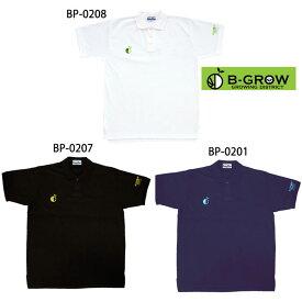 TeamFive チームファイブ ポロシャツ「B-GROW!」BP-0201-0208 ※レターパック配送可能