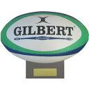 ミニボール ラグビーボール ギルバート GILBERT ミディボール (台付き)GB-9231