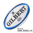 ギルバート ラグビーボールAWB-3000SL(4号)【ギルバート】 【ラグビーボール】