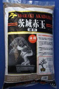 元祖硬質赤玉土 二本線 中粒 14L(10kg) 【用土・肥料】
