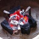 【京の炭】 鞍馬炭 小割れ 特級品 5kg 【火鉢用 炭 室内使用の七輪に最適 火鉢 手あぶり 囲炉裏 バーベキュー 焼…